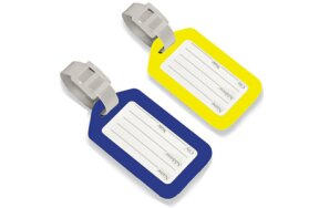 LUGGAGE PLASTIC TAGS
